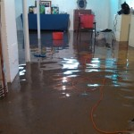 plumber bristol flooded basement