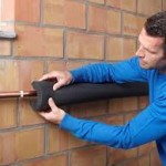 plumber bristol insulating outdoor pipes