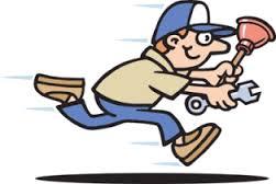 plumbers bristol running