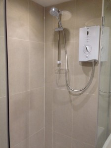 plumbers bristol quick shower replacements