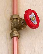 plumber bristol mains tap