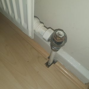radiator plumbing installation clifton